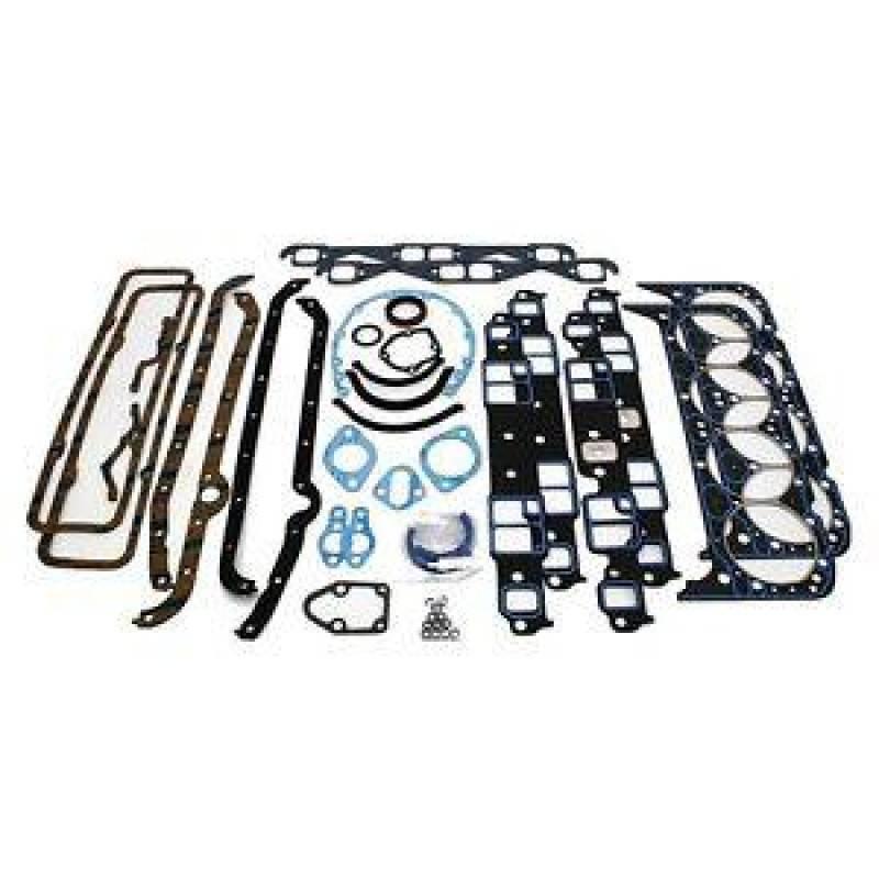 Fel Pro 260-1000 Small Block Chevy Overhaul Gasket Kit 55-79 283 327 350 SBC