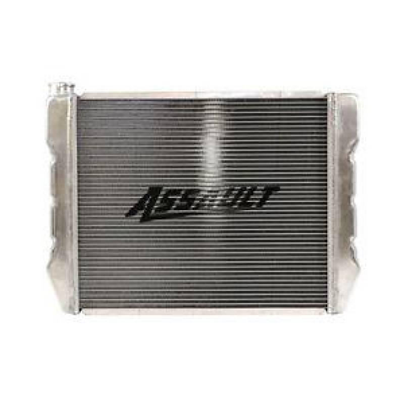 Assault Racing Products 4522816 16 Electric Fan Shroud for 28 Crossflow Radiator