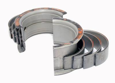 Clevite Bearings - MS909P - Clevite MAHLE Main Bearing Set Chevy 1968-2002 V8 262/267/302/305/307/327/350