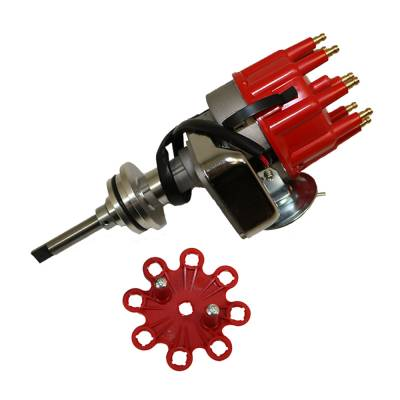 Assault Racing Products - SB Mopar Dodge Chrysler 273 318 340 360 Ready To Run Electronic Distributor HEI