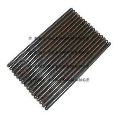 "KMJ Performance Parts - 7.900""; Small Block Chevy Hardened Steel Pushrods +.100""; 305 327 350 383 400 SBC"
