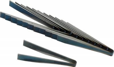 """AllStar Performance - Allstar 10268 #2 Round Siping Blades; 2/32""""-12-Pack"""