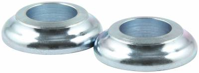 "AllStar Performance - Allstar 18570 1/4"" Long- 1/2"" ID Steel Tapered Spacers -2-Pack"