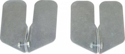 Coleman Racing Products - Hood Hinges - 1 pair