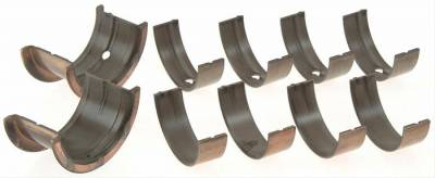 Federal Mogul - Federal Mogul Competition Series Main Bearing Set-.030 Sized-454 Chevy