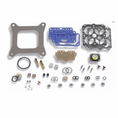 Holley - Holley 350cfm-500cfm 2 Barrel Carb Fast Rebuild Kit