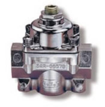 Holley - Holley Fuel Pressure Regulator - Carbureted 2 Port 9PSI