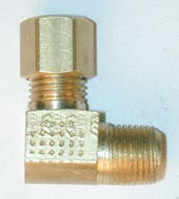 KMJ Performance Parts - Replacement 90 Degree Pipe Fitting for Brake Line