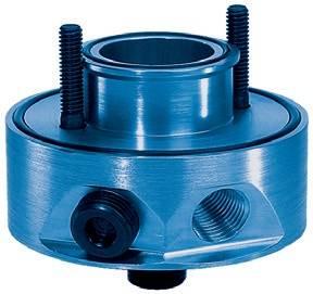 Moroso - MOROSO Oil Filter Adapters - Accumulators; Dry Sump