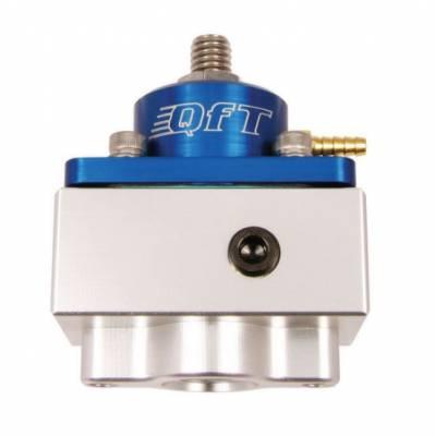 Quick Fuel Technologies - Quick Fuel Bypass Fuel Regulator -8AN O-Ring Ports