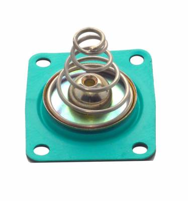 Quick Fuel Technologies - Replacement GFLT Bypass Pressure Regulator Diaphragm that is compatible for use with gas; alcohol and E85 fuels.