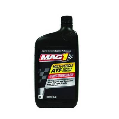Mag 1 - Mag 1 72-200 Multi-Vehicle Automatic Transmission Fluid-1 Quart