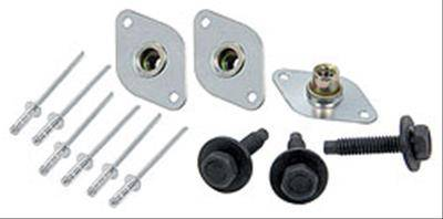 """AllStar Performance - Bolt On Wheel Cover Conversion Kits - 1-3/8"""" Quick Turn Springs 3 Pack"""