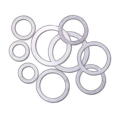 Aeroquip Performance Products - Aeroquip FCM3467 Aluminum Crushwashers - Dash Size: -6; # Per Pkg: 4