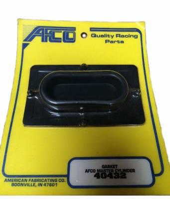 AFCO - AFCO  40432  Master Cylinder Gasket
