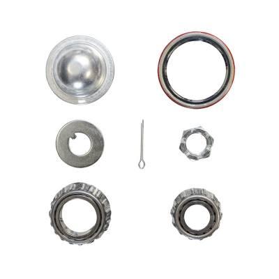 AFCO - AFCO  9851-8550 GM Metric Rotor Hub Install Kit Master Kit Bearings Seals Racing