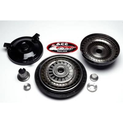 """ACC Performance - ACC 21192 12"""" 1600-2200 Stall Ford FMX Torque Converter 29 Spline Mustang Falcon"""