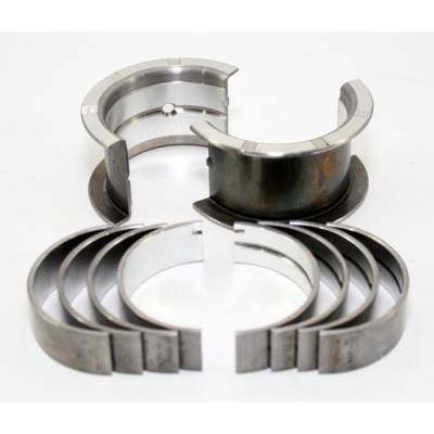 King Crankshaft - King MB5534AM030 Jeep Mopar Chrysler .30 Under Main Bearings LA Blocks AM Series