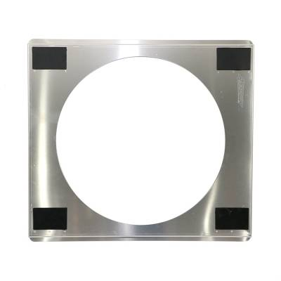 """Assault Racing Products - 18-3/4"""" x 20-3/4"""" Universal Aluminum 16"""" Fan Shroud Fits 26"""" Radiator Chevy Ford"""