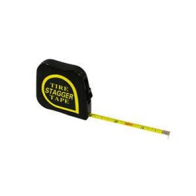 Assault Racing Products - 'ARC 10111 Racer Car 10'' Tire Stagger Tape Measure IMCA USRA Karting Sprint Cars'