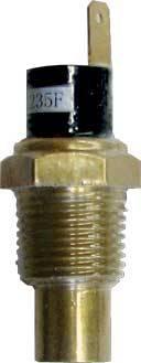 Quick Car - QuickCar 61-740 Water Temperature Sending Unit Switch Activates @ 235* F