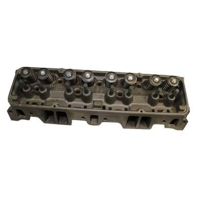"KMJ Performance Kits - KMJ Performance Cylinder Heads - 1.94/1.5 stainless valves-.600"" Z-28 Spring-Stock Appearing Screw in Stud"