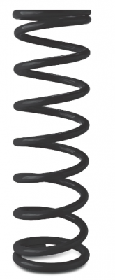 "AFCO - AFCO Racing Rear Spring 5"" x 11"" 150 pound AFCOIL® Black AFC 25150B"