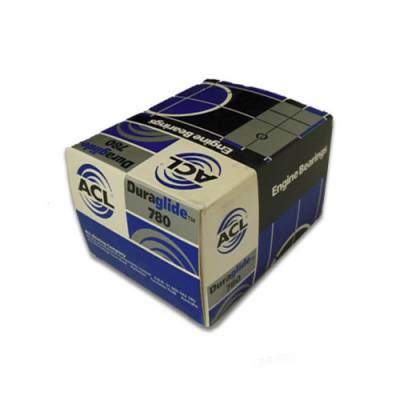 Rod Bearings - ACL P-Series Bearings - ACL Bearings - ACL Bearing 8B634P-STD SB Ford 289-302 Rod Bearing Set. Std. Size