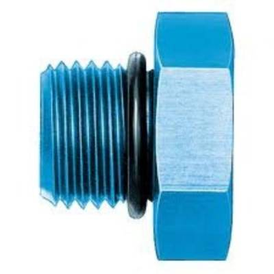 Fittings & Hoses - O-Ring Fittings - Aeroquip Performance Products - Aeroquip FCM3725 O-Ring Boss Plug - Dash size: -8