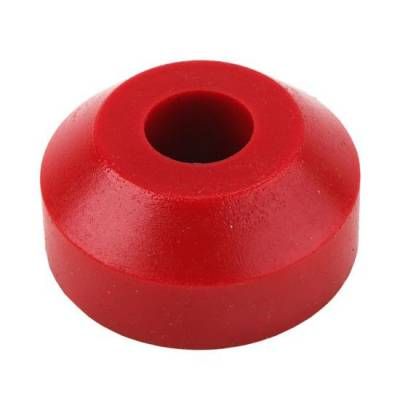 "Suspension & Shock Components - Pull Bars & Torque Links - AFCO - 2-1/4"" O.D. Red 87 Durometer Bushing"