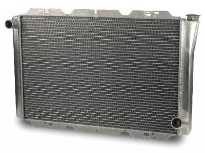 """Cooling - Radiators - AFCO - AFCO 80102N Single Pass Universal Fit Radiator 19"""" x 31"""""""