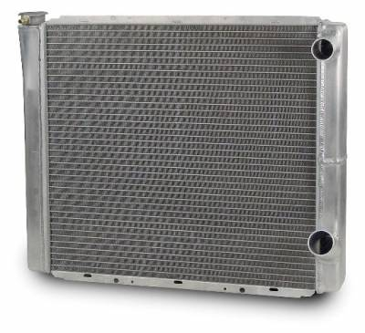"""Cooling - Radiators - AFCO - AFCO Pro Series Double Pass Radiators 18-1/2"""" tall x 24"""" wide"""