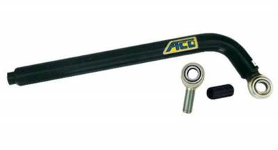 """Suspension & Shock Components - J-Bars, Pinion Mounts & Components - AFCO - AFCO Steel Solid Panhard J-Bar Kit - 5-1/2"""" Drop"""
