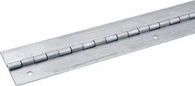 "Body Components - Body Fasteners, Brackets & Braces - AllStar Performance - 72"" Aluminum Hinge"