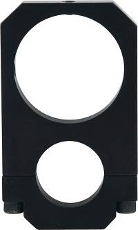 "AllStar Performance - 1.5"" Round Fuel Filter Bracket-Sold Singularly"