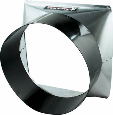 "Cooling - Fan Shrouds - AllStar Performance - Allstar 30106 Fan Shroud for 26"" Radiator"