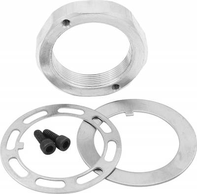 Transmissions, Rearends, & Gears  - Quick Change Components - AllStar Performance - Wide 5 Aluminum Spindle Nut Kit