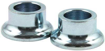 "Steering & Suspension - Rod Ends, Spacers & Jam Nuts - AllStar Performance - 1/2"" Long- 1/2"" ID Steel Tapered Spacers -2-Pack"