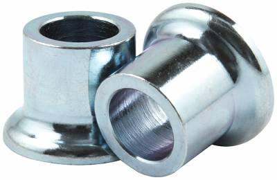 "Steering & Suspension - Rod Ends, Spacers & Jam Nuts - AllStar Performance - 3/4"" Long- 1/2"" ID Steel Tapered Spacers -2-Pack"