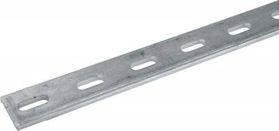 "Body Components - Body Fasteners, Brackets & Braces - AllStar Performance - Allstar 23120 46"" Long Slotted Body Strap"