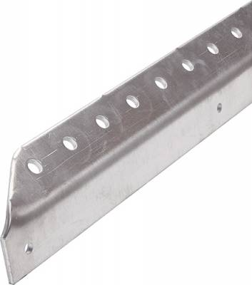"""Body Components - Body Fasteners, Brackets & Braces - AllStar Performance - 26"""" Long Slotted Angle Aluminum-1"""" Wide"""