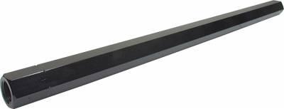 """Steering & Suspension - Swedge Tubes - AllStar Performance - 15"""" Long 5/8"""" I.D.  Aluminum Hex Tube"""