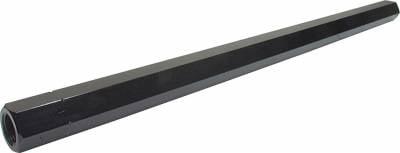 """Steering & Suspension - Swedge Tubes - AllStar Performance - 17"""" Long 5/8"""" I.D.  Aluminum Hex Tube"""