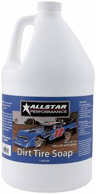 Tools, Shop & Pit Equipment - Pit Equipment - AllStar Performance - Dirt Tire Soap -1 Gallon