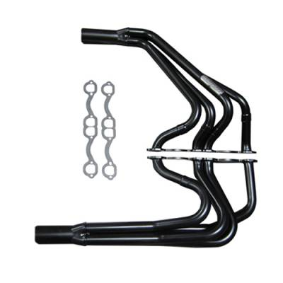 Headers & Exhaust  - Circle Track Headers - Beyea - Beyea IDM602-NSM-B  Northern Sport Mod Headers fits Shaw 2012 and newer; Beak Built; Kazzbuilt; and J-Car