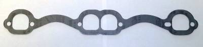 Headers & Exhaust  - Exhaust Manifold & Header Gaskets - Beyea - Beyea Custom Headers HG604 Exhaust Gasket SBC Crate (Pair)