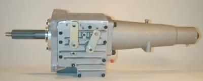 Transmission & Drivetrain - Transmissions & Accessories - Brinn Inc. - Brinn Racing Transmission Steel flywheel Chevy; 4.34 lbs. with HTD pulley
