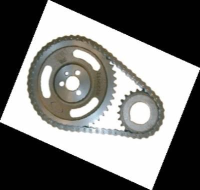 Valvetrain & Camshaft Components - Timing Chain Sets - Cloyes - Heavy Duty Double Roller Sets SB Mopar 3 Key Way