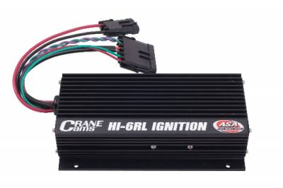 Crane Cams - Circle Track Hi-6RL Digital CD Ignition