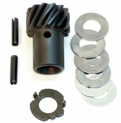 Distributors & Components - Distributor Gears, Shafts, Hold Downs & Components - Performance Distributors - Steel HEI Distributor Gear